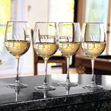 White Wine Glasses (Set of 4)