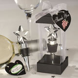 <i>Vineyard Collection™</i> Star Design Wine Stoppers