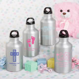 Personalized Expressions Collection water bottle favors