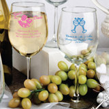 Personalized Wine Goblets - 12 Oz.