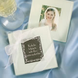 Glass Photo Coasters - Set of 2