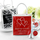 Hershey®'s Kisses® Mini Gift Tote - Silhouette Collection