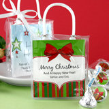 Holiday Hershey®'s Kisses® Mini Gift Tote