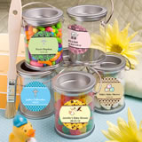 Baby Shower Design Your Own Collection Mini Paint Cans Favors
