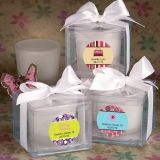 <em>Personalized Collection</em> Sweet Sixteen Candle Favors