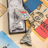 <em>Love in Paris  Collection</em> Eiffel Tower Key Chain Favors