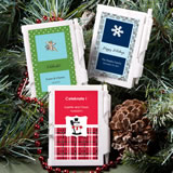 Personalized NoteBook Favors - Winter