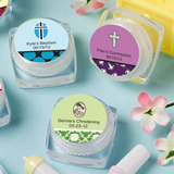 Religious Personalized Lip Balm