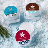 Personalized Lip Balm - Winter