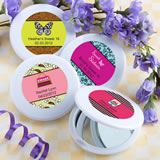 Personalized Expressions Collection Mirror Compact Favors - Sweet 16