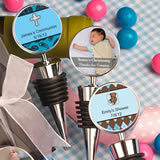 Baby Shower Personalized Expressions Collection Wine  Bottle Stopper Favors