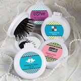 <em>Personalized Expressions Collection</em> Brush/Mirror  Compact Favors