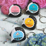 Personalized Expressions Collection Key Chain & Measuring Tape