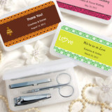 Wedding Design Your Own Collection Travel Manicure Sets