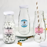 Religious Design Your Own Collection vintage style milk bottles
