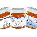 Personalized Honey Favors - Winter Theme (3 designs available)
