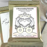 Fairy Tale Themed Personalized Coffee Wedding Favors