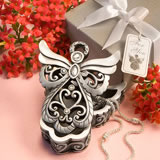 Religious Angel Design Curio Boxes From The Heavenly Favors Collection