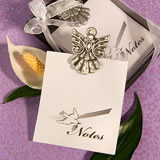Angel Design Memo Pad Favors
