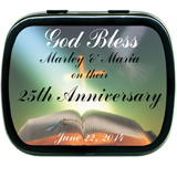 Mint Tins - Anniversary Bless Bible