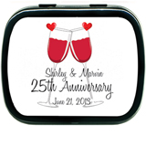 Mint Tins - Anniversary Wine