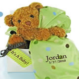 Bear Essentials Gift Set-Green