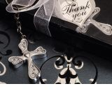 Blessed Events Keychain cross collection