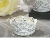 Queen for a day Sparkling Tiara candle holder.