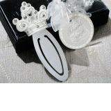 Queen for a day Sparkling Tiara bookmark favor.