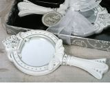 Queen for a day Sparkling Tiara hand mirror favor.