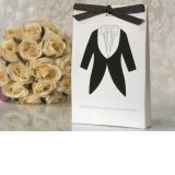 Scentsational favors collection Groom sachet