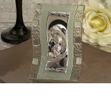 Murano Art Deco Icon with Frosted glass accents