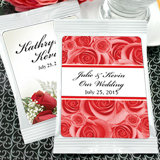 Strawberry Daiquiri Favors: Flower Designs