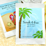 Lemon Drop Martini Favors: Beach Designs
