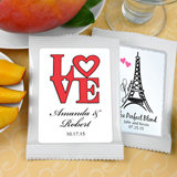 Mango Margarita Favors: Heart Designs