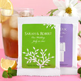 Personalized Iced Tea: Silhouette Design Collection