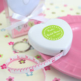 """Measure Up Some Love"" Heart Tape Measure"