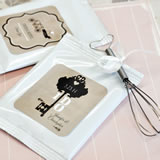 Vintage Wedding Personalized Lemonade + Optional Heart Whisk