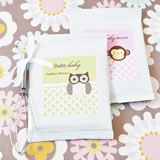 Baby Animals Personalized Hot Cocoa + Optional Heart Whisk