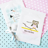 Elite Design Baby Shower Hot Cocoa + Optional Heart Whisk