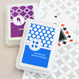 MOD Pattern Theme Playing Cards