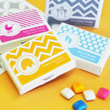 MOD Pattern Baby Gum Boxes