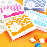 MOD Pattern Monogram Gum Boxes