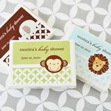 Baby Animals Personalized Gum Boxes