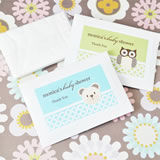 Baby Animals Personalized Tissue Packs
