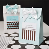 Sweet Shoppe Candy Boxes - Dots and Stripes (set of 12)