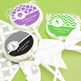 MOD Pattern Theme Lollipop Favors