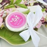 Something Sweet Cherry Blossom Personalized Lollipop Favors