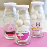 Elite Design Baby Shower Personalized Milk Bottles