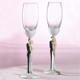 <em>Lillian Rose</em> Toasting Flutes